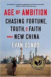 Age Of Ambition 2015 Summer Book Read
