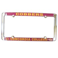 Auto-13F Cobbers Cc License Plate Frame