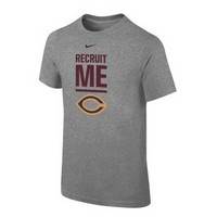 Ch160 Nike Youth Recruit Me Tee