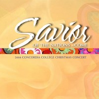 Cd-3127 Savior Of The Nations 2008 Christmas