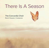 Dc3668 Download Card There Is A Season Concordia Choir