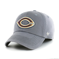 Hat130 Cap With Front C Logo And Concordia Patch On Back