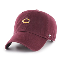 Hat131 Cap With Small C Logo On Front