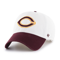 Hat134 With Two Tone And Front Logo