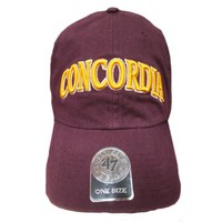 Hat111 47 Brand Concordia Hat With Adjustable Back Strap