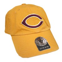 Hat120 47 Brand Canvas Hat With Adjustable Back Strap