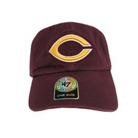 Hat-89 Brand 47 C Logo Hat With Adjustable Strap