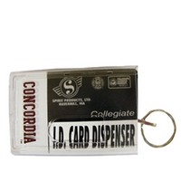 Key-39 Clear Id Card Holder Concordia