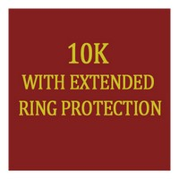 M10k Erp Mens With Extended Ring Protection