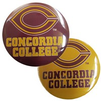 "Nv-58 ""C"" Concordia College Button"