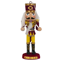 Orn41 Concordia Nutcracker Ornament