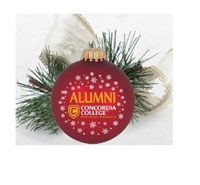 Orn43 Alumni Christmas Ornament