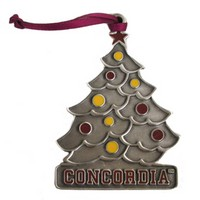 Orn-15A Pewter Tree Ornament