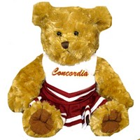 Pl-06Z Concordia Cheer Bear 10Inch