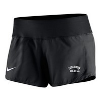 Sh101 Nike Ladies Short With Built In Liner And Stretch Side Panels