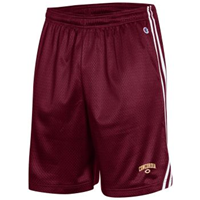 Sh107 Mesh Short With Side Pockets