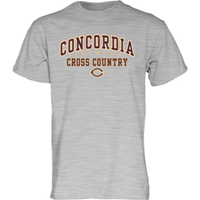 Ts523 Concordia Cross Country Tee
