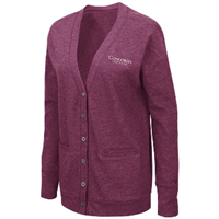 Uf369 Ladies Cardigan With Left Chest Embroidery