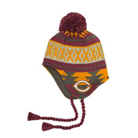 Ww119 Adidas Tassel Knit Winter Hat With Pom