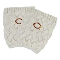 Ww120 Cableknit Boot Cuffs