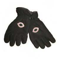 Ww-56 Polar Fleece Gloves C Logo