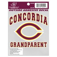 Auto56 Grandparent Auto Decal 4.75X4.75