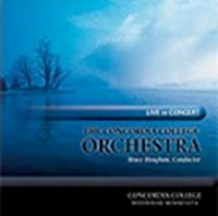 Cd-2737 Live In Concert Orchestra