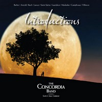 Cd-30203 Introductions - Concordia Band 2009