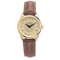Csi-03 Ladies Wrist Watch Brown Leather