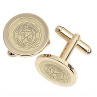 Csi-11 Gold Cufflinks