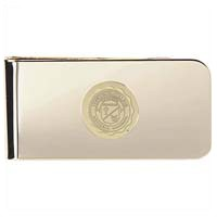 Csi-12 Gold Seal Money Clip
