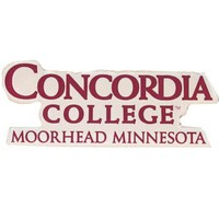 Nv-02C Magnet Concordia College Wordmark