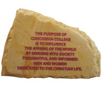 Nv106 Mission Statement Replica Rock