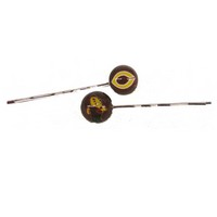 Nv-47 Concordia College 2 Pack Bobby Pins