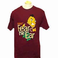 Ts-210 Fear The Ear Imprint Tshirt