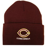 "Ww-54 Fleece Lined Concordia ""C"" Cuffed Hat"